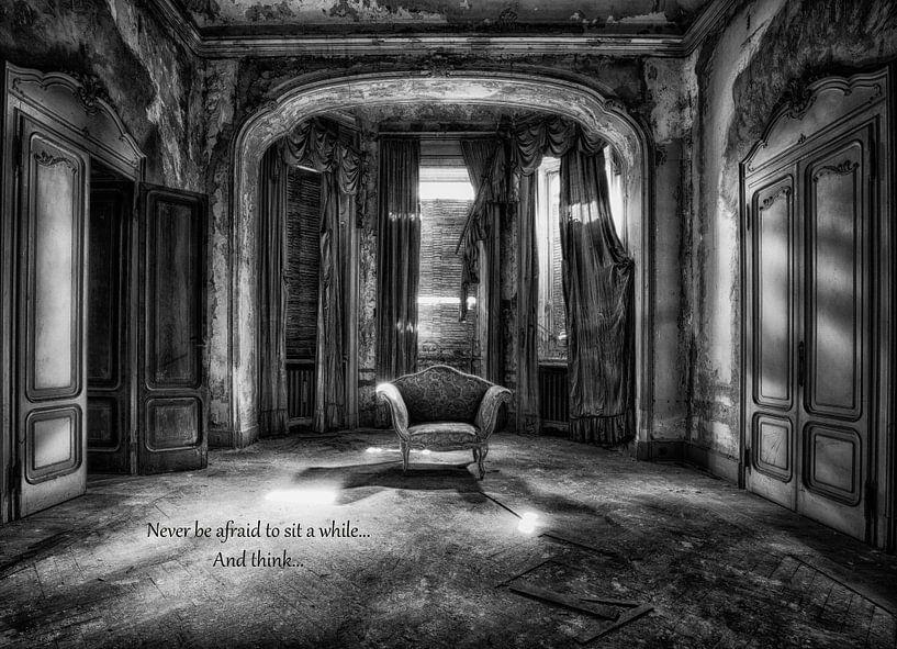 Throne 5 van Kirsten Scholten