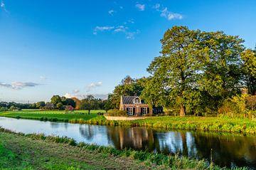 Haus am Kanal in Gelderland von Gijs Rijsdijk