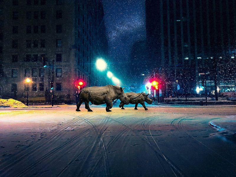Lost in New York von Felix Neubauer
