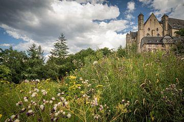 Zomerweide op kasteel Marburg van Jürgen Schmittdiel Photography