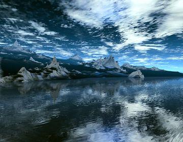 Wunderschöner Sonnenaufgang von Angel Estevez
