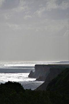 Vergezicht Longues-Sur-Mer, Normandië van DoDiLa Foto's