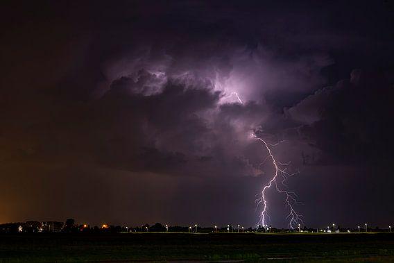 Onweer in Nederland