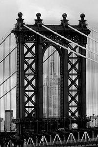 new york city ... manhattan bridge trilogy II