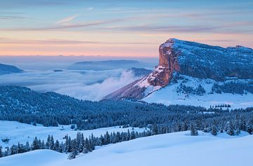 Mont Granier van