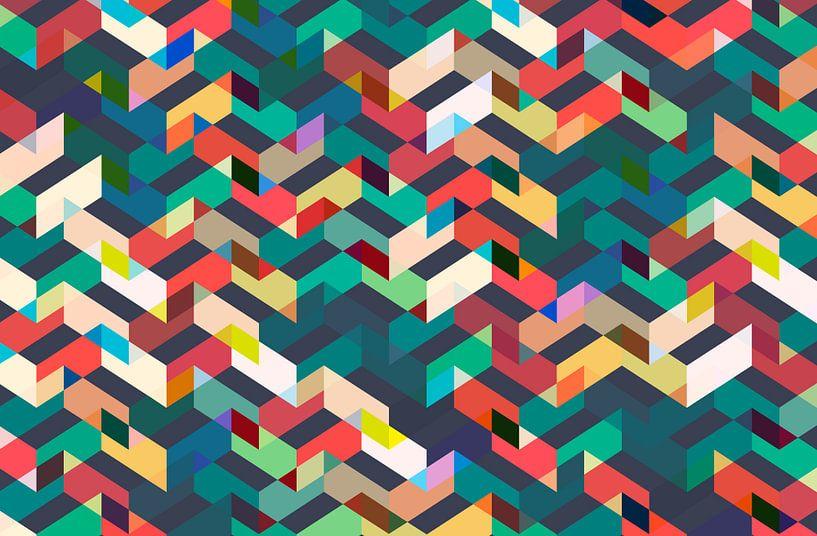 Pattern on Repeat van Harry Hadders