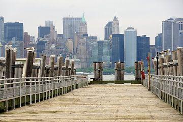 new york sur Michel van Vliet