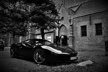 Ferrari von Van alles wat