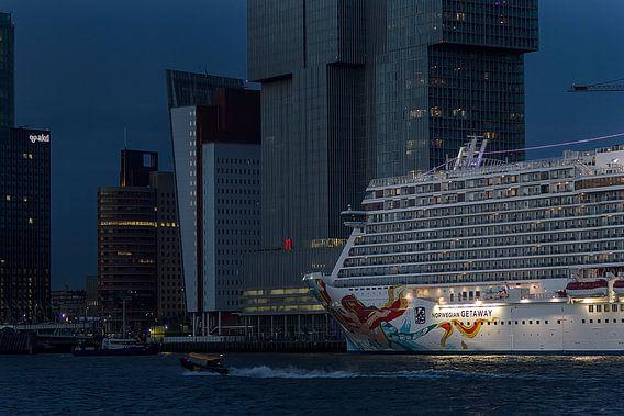 Cruisestad Rotterdam