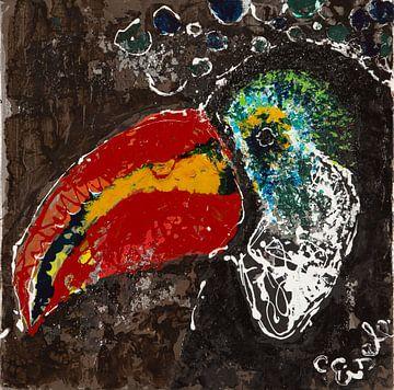 Tucan von Carmen Eisele