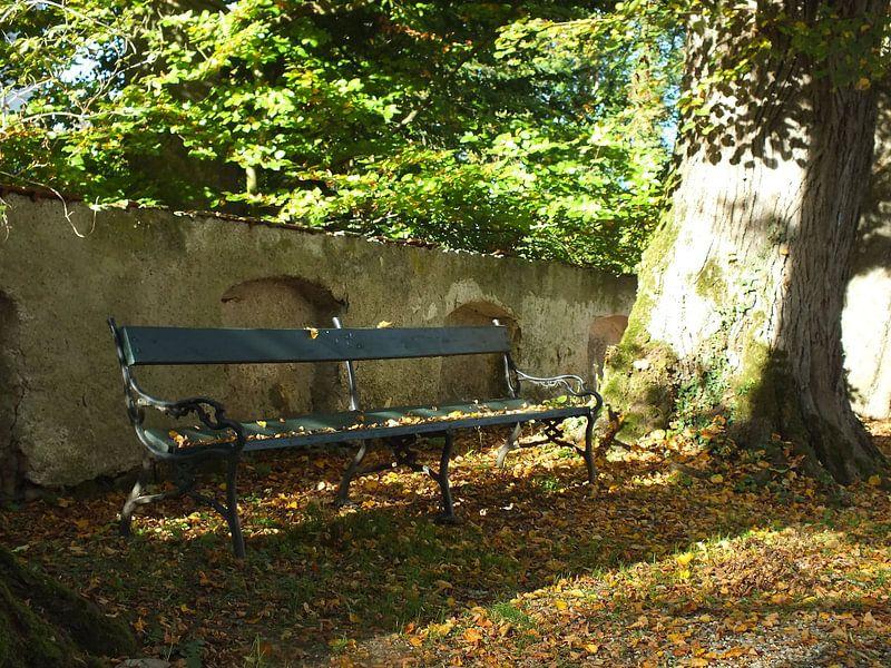 Schlosspark van Ilona Picha-Höberth