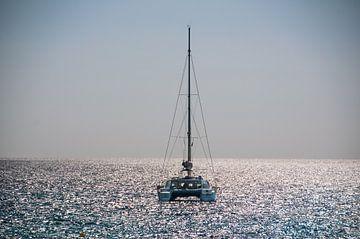 Ibiza Catamaran van Marc van Gessel