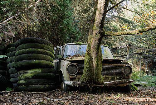 Lost Lada van