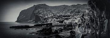 Madeira in zwart-wit van Alexander Dorn