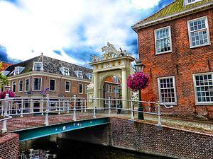 De Doelenpoort Leiden van