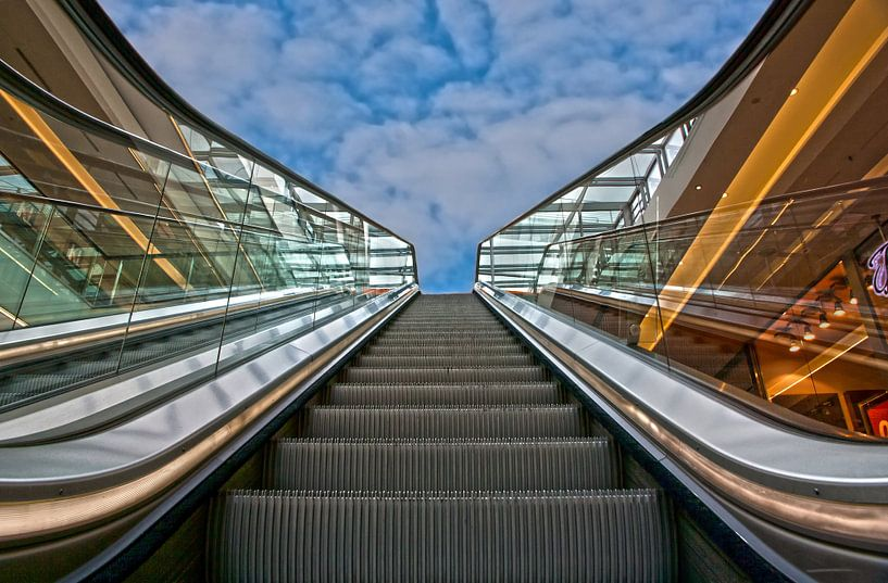 Stairway To Heaven van Erich Werner
