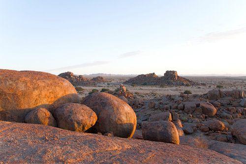Namibië - Landschap