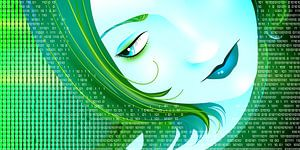 Cyberpunk van