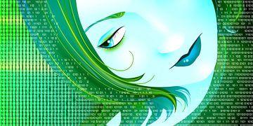 Cyberpunk van Sandra Höfer