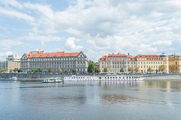 Bunte Architektur in Prag sur Melvin Fotografie