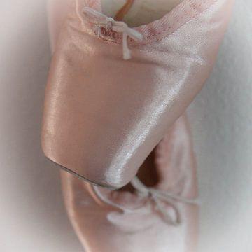 Roze Balletschoenen  von Bianca Muntinga