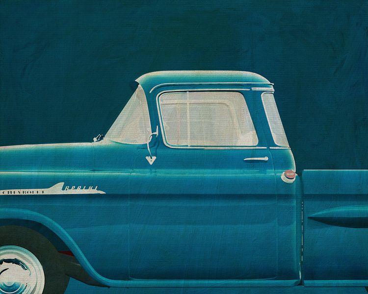 Chevrolette Apache 1959 van Jan Keteleer