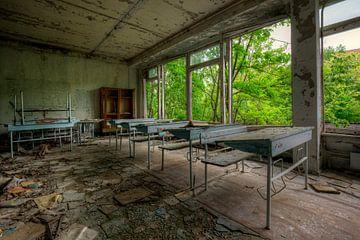 schoolklas van Henny Reumerman