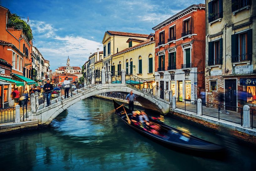 Venice - Sestiere di Dorsoduro van Alexander Voss