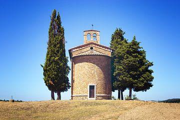 Cappella della Madonna di Vitaleta von Kristof Ven