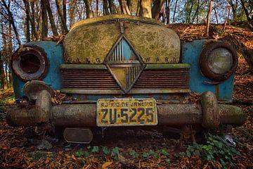 Verlassenes Auto von Carola Schellekens