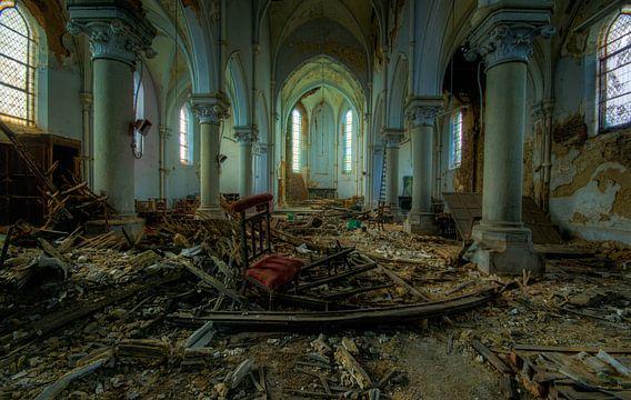 The Forgotten Church  van Daan Feenstra