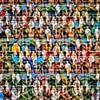 Kleurrijke optocht van Ruben van Gogh thumbnail