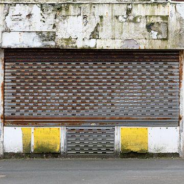 Schaufensterzaun von Koos Mast
