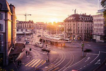 Zürich: Central sur Severin Pomsel