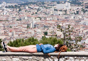 Marseille, uitzicht sur Rosanne Langenberg
