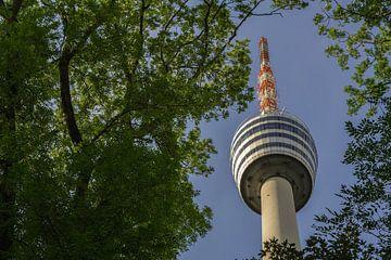 Der Fernsehturm von Stuttgart von Andreas Marquardt