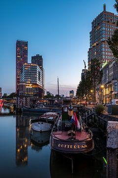 Wijnhafen Rotterdam von Arno Prijs