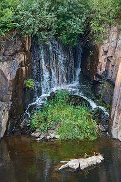 Wasserfall von Geertjan Plooijer
