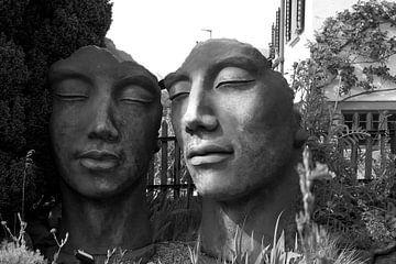 Zwei Gesichter von Wytze Plantenga