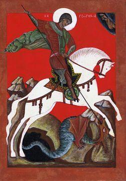 Sint-Joris en de draak von