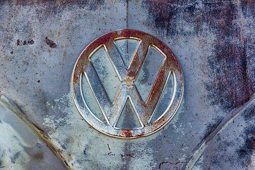 urban VW van B-Pure Photography