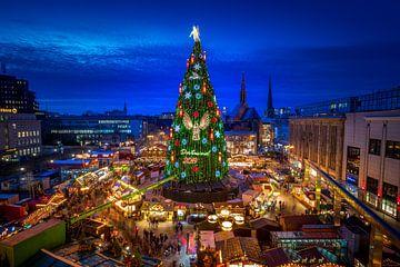 Arbre de Noël Dortmund sur Frank Heldt