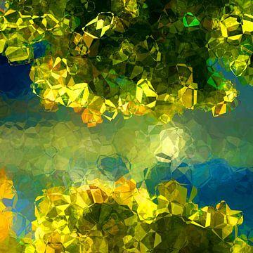 Reflecties in de herfst van Andreas Wemmje