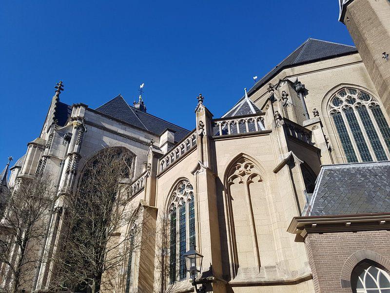 ST. Stevenskerk in Nijmegen  van Jeroen Schuijffel