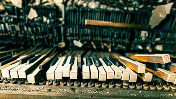 """""""Als de muziek voorbij is..."""" van Robert Ruidl"""