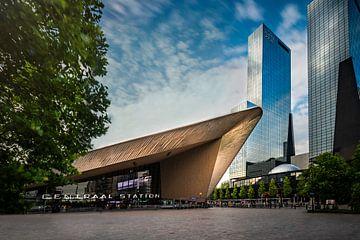 Rotterdam Centraal van Jeroen Diks