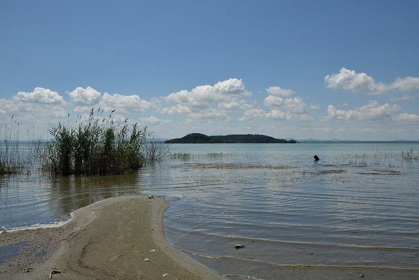 Lago Trasimeno van Frank de Ridder