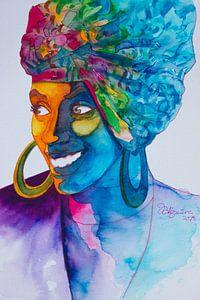 Africa beauty 1 von KEZA KADO