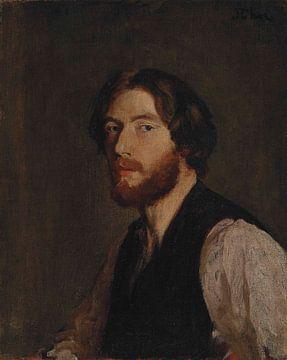 Red-Bearded Man Portrait
