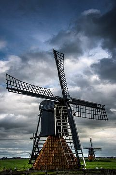 Windmolens van Harrie Muis